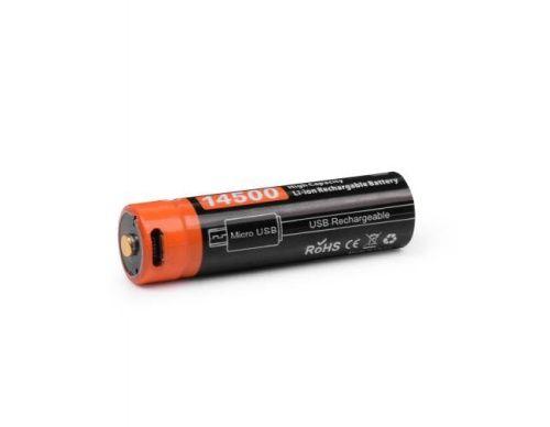 Baterie 700MAH - dobíjení skrz USB