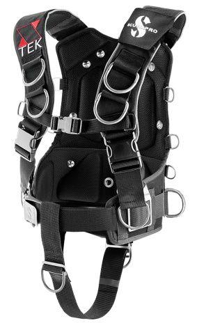 Scubapro X-TEK FORM TEK Harness komplet